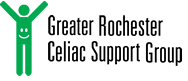 Greater Rochester Celiac Support Group Logo